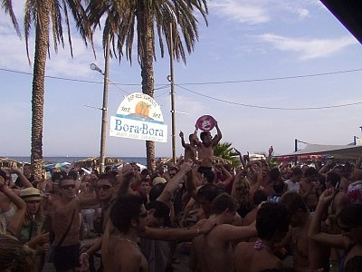 Bora Bora is for Ibiza, One of the my best holidays ever!!