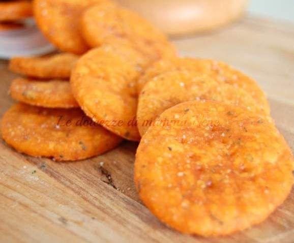 Ricetta SALATINI ALLA PIZZA pubblicata da irene1502 - Questa ricetta è nella categoria Prodotti da forno salati
