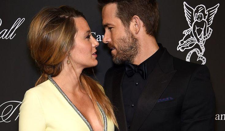 Blake Lively and Ryan Reynolds became parents - http://everydaytalks.com/blake-lively-ryan-reynolds-became-parents/