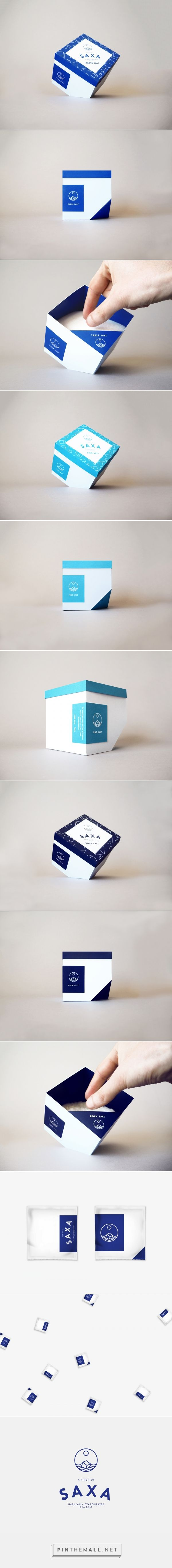 Saxa / Salt brand /  Charlie Nash