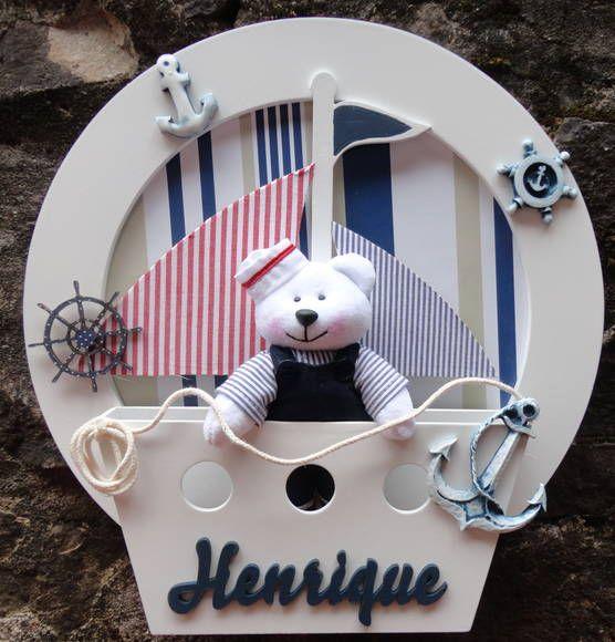quadro redondo enfeite porta maternidade decoração menina ,com ursinhos de pelúcia nas cores do quartinho do seu bebe personalizado com nome do bebe com bercinho de mdf R$ 230,00