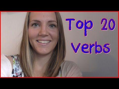 Top 20 Norwegian Verbs - YouTube