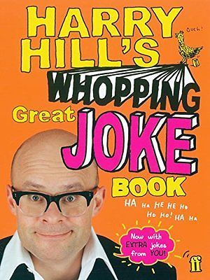 Harry #hill's #whopping #great joke book-harry hill,  View more on the LINK: 	http://www.zeppy.io/product/gb/2/131661850144/