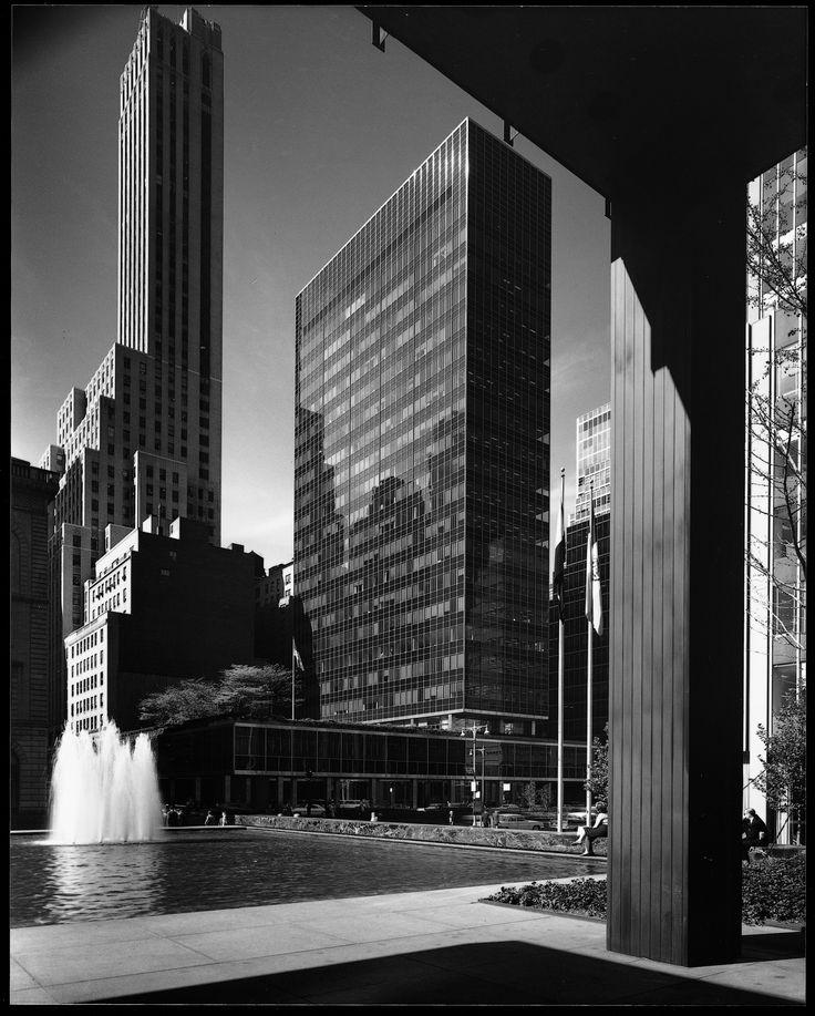 20Th Century Architects 32 best gordon bunshaft images on pinterest | architecture