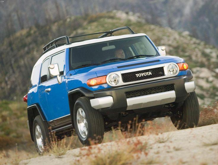 Toyota FJ Cruiser specs - http://autotras.com