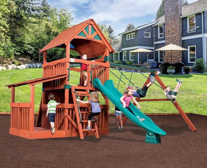 55 Best Playsets Images By Backyard Adventures Upstate Sc