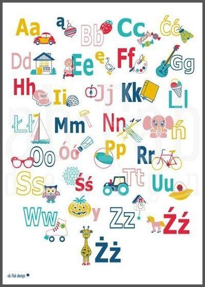 dizajnerski alfabet polski - Google Search