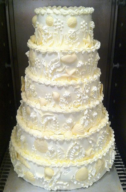 White Chocolate Wedding Cakes Uk