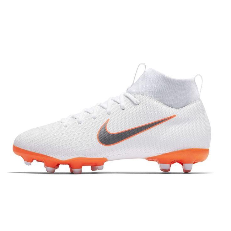 Chaussures Football Nike Mercurial Superfly Vi Academy Df Mg Blanc ...