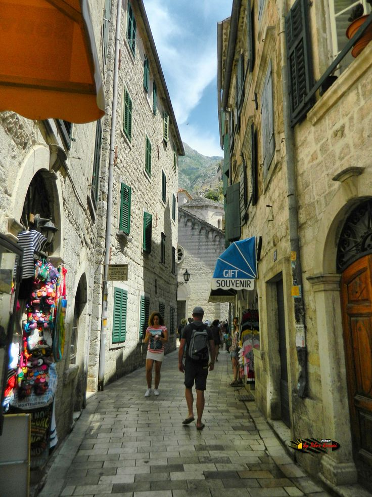 Kotor, Old town, Montenegro, Nikon Coolpix L310, 4.5mm, 1/200s, ISO80, f/8.7, -0.7ev, HDR-Art photography, 201607051323
