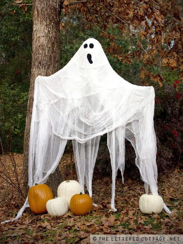 1318 best *All Hallows Eve* images on Pinterest Halloween stuff - large outdoor halloween decorations