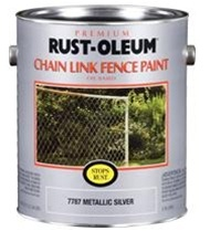 paint chain link fence | rust oleum chain link fence paint rust oleum stops rust chain