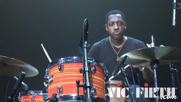 Vic Firth Performance Spotlight: Steve Jordan