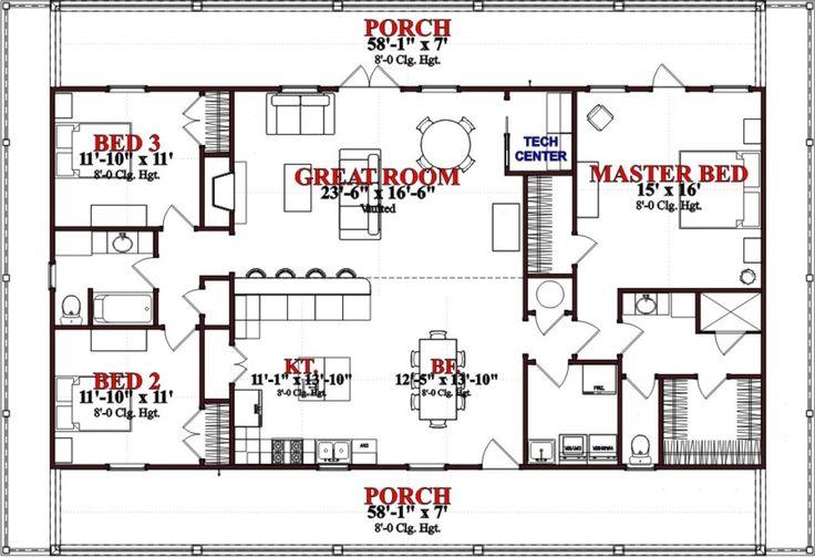 1800 sq ft house pinterest for 1800 sq ft house plans