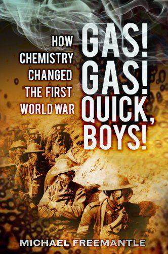 Gas! Gas! Quick Boys! by Michael Freemantle.
