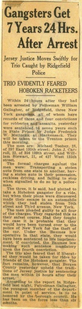 2/25/15 - Gangsters Get 7 Years
