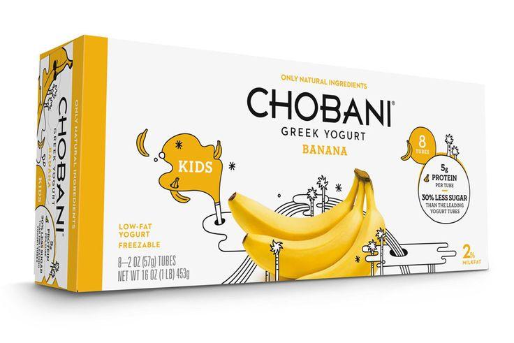 Chobani Yogurt Kids  #sargentberman