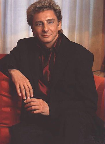 Barry Manilow Manilow Talks cover photo.