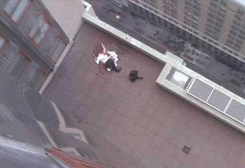 Image result for 9/11 Jumpers Hitting Ground