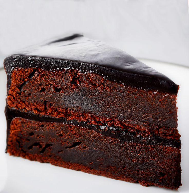 Gâteau à la betterave et au chocolat