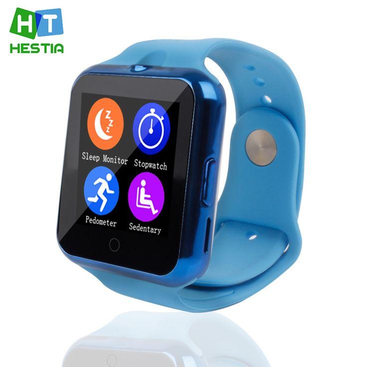 Hestia c88 reloj bluetooth smart watch armbanduhr sport pedometer sim-karte montre inteligente smartwatch android ios telefon //Price: $US $21.99 & FREE Shipping //     #smartuhren