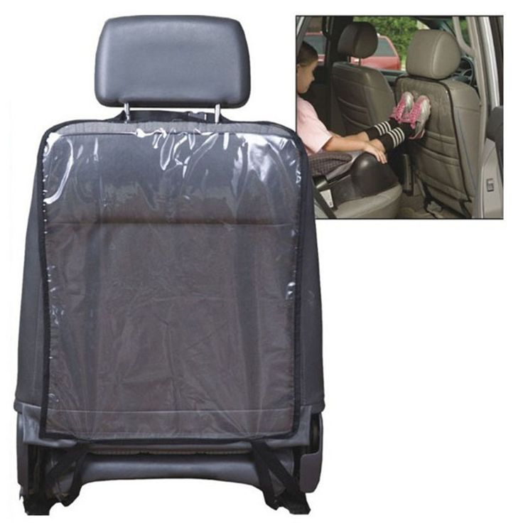 2016 New 1PC Kids Car Auto Seat Back Protector Cover For Children Kick Mat Mud Cleaner Car Accessories Seat Covers Free Shipping