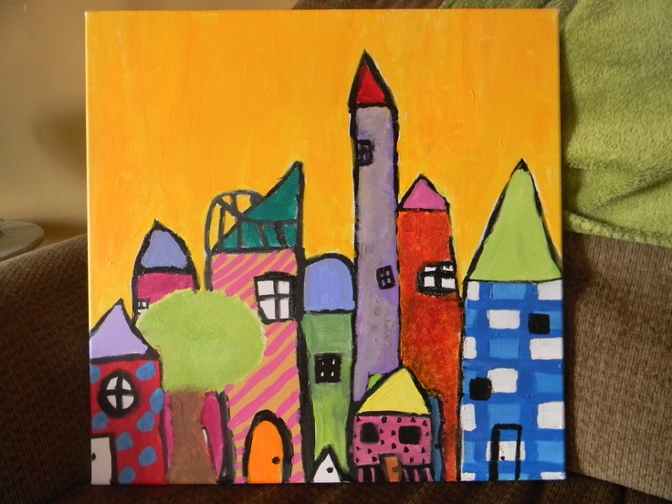 Mom Price cityscape by Elijah