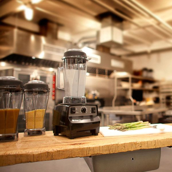 Incorporate a Vitamix in your commercial kitchen! Find a blender to improve your prepping operations at TriMark R.W. Smith