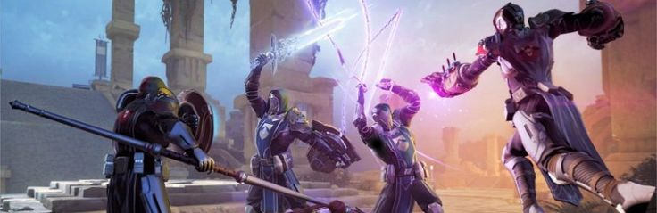 Skyforge's War Eternal is now live – Massively Overpowered