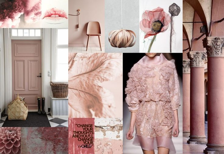 Dusty Rose | 2016 Color Trend