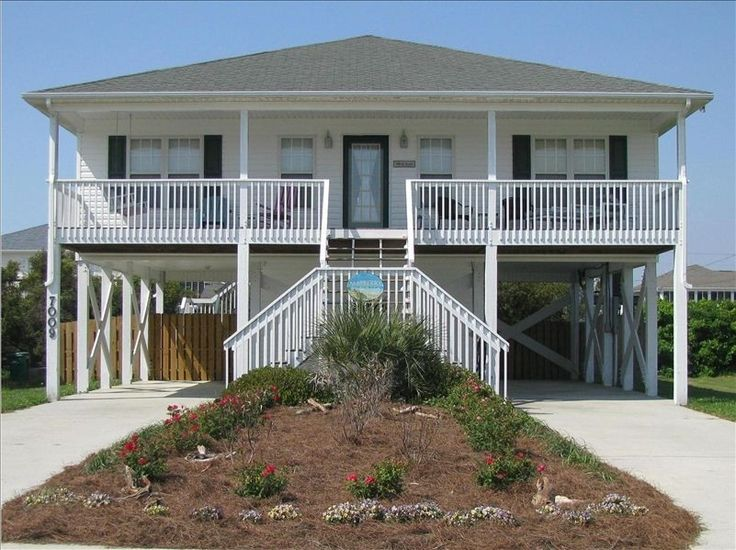 88 Best Homes In Surf City Nc Images On Pinterest Surf