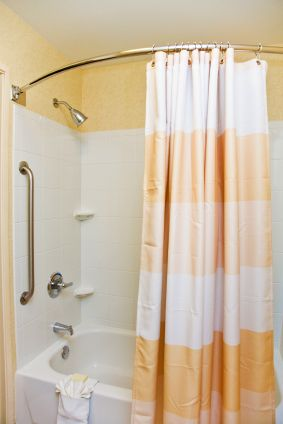is your bathroom built for speed cleaning a cleaning tips home curtain