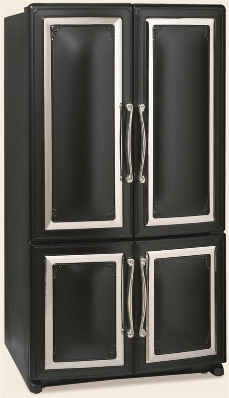 Lehman's - Elmira 25 cu ft Antique-Style Refrigerators with French Doors