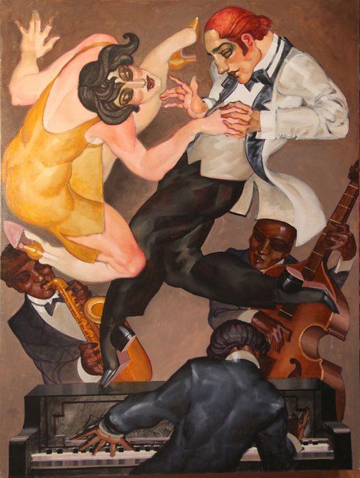 Saturday night © Juarez Machado - #Dance