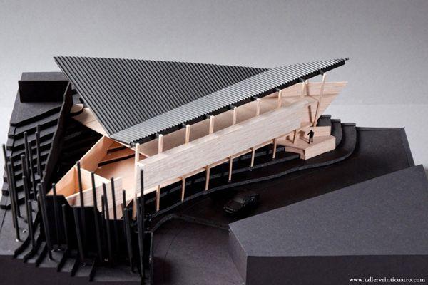 Colegio de Arquitectos on Behance
