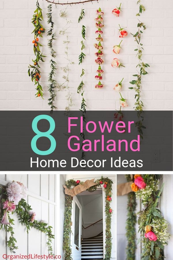 Awe Inspiring Flower Garlands Diy Arrangement Ideas Flower