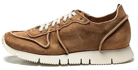 Buttero [WOMEN] Tannery washed Carrera F1 Low_brown