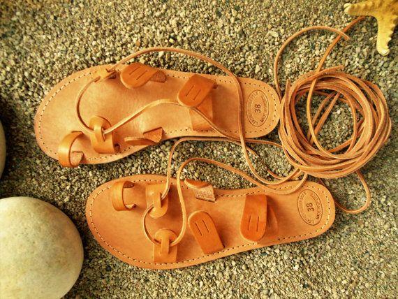 Boho CLASSIC Sandal the Best Seller Leather Greek Sandals