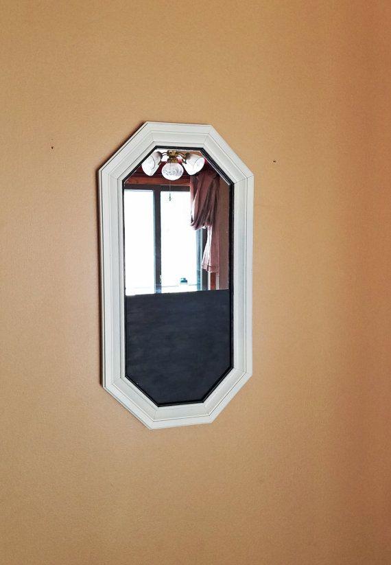 Dorm Mirror Dorm Chalkboard Mirror Chalkboard by ThisUniqueHome