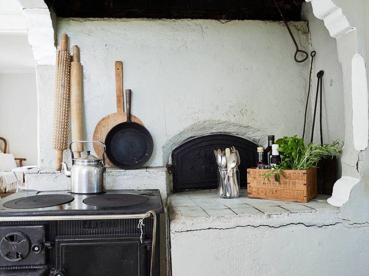 country cottage kitchen | Stadshem