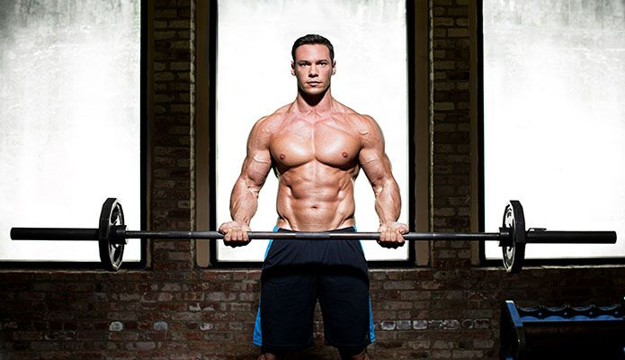En ünlü 10 erkek fitness modeli