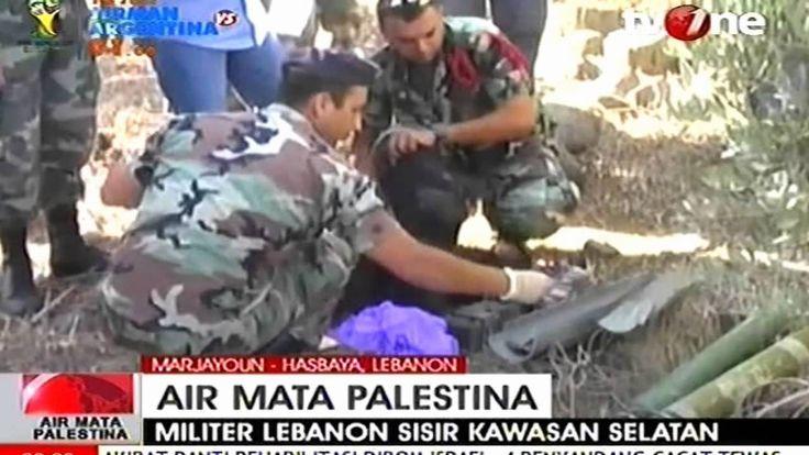 Bulan Puasa 2014 : Demi Palestina, Lebanon Hajar Israel