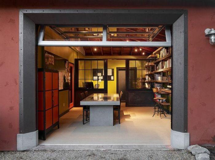 les 25 meilleures idées de la catégorie transformer un garage sur ... - Transformer Un Garage En Logement