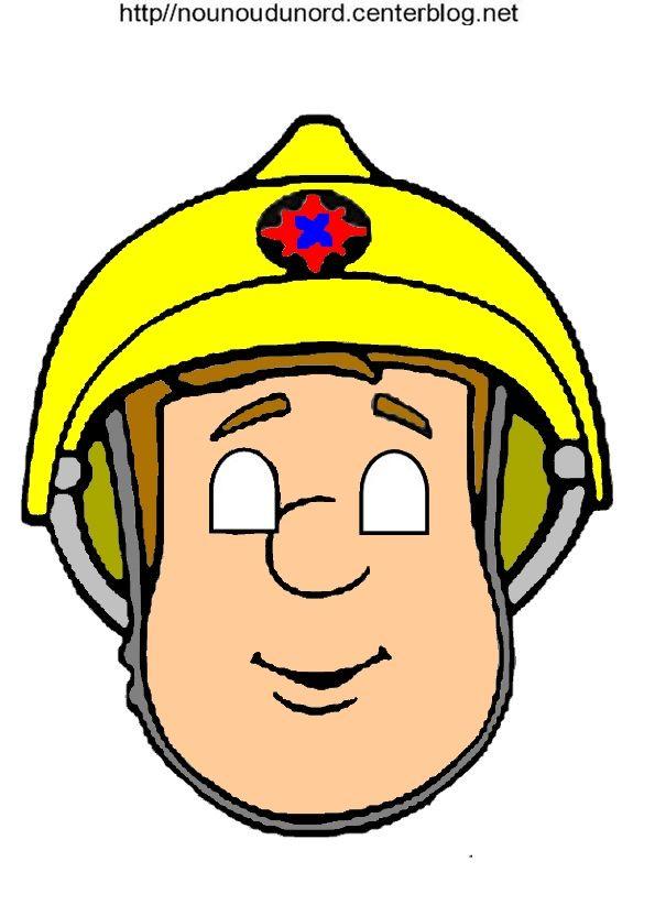 masque sam le pompier d'autres modèles à imprimer cliquez sur mon lien http://nounoudunord.centerblog.net/4209-masques-a-imprimer-classes-par-ordre-alphabetique