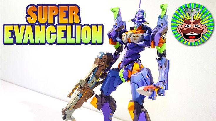 Super Evangelion Chogokin Review