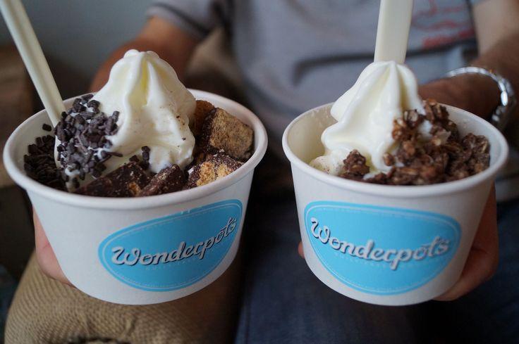 Wonderpots – iaurt cu toate combinaţiile, Berlin