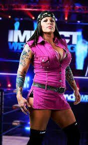 TNA Knockouts  ODB