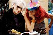 Patricia and Meryl Streep