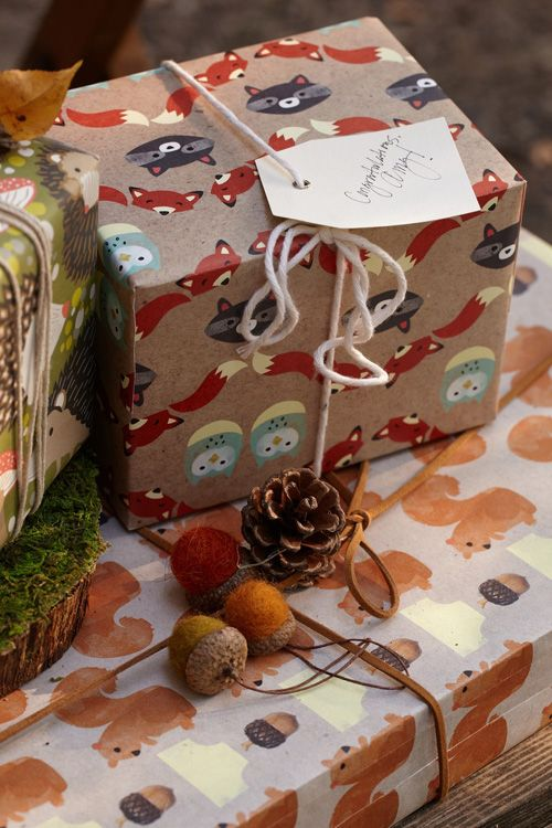 """My Owl Barn: """"Woodland Creatures"""" Baby Shower by Huggies + Printables"""