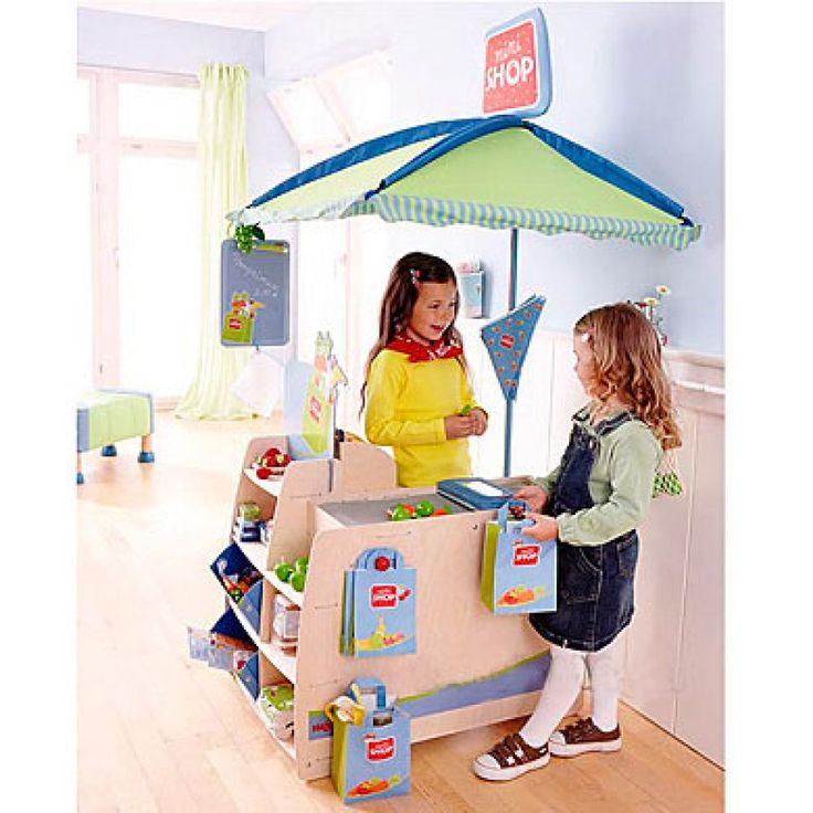 HABA Kaufladen Mini-Shop 3830 | Markenhersteller | Haba | Für Babys | baby-markt.at